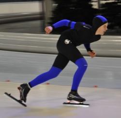 Jochem van Hulten, supertijd op de 3000 m