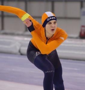 Jochem van Hulten, 1500 meter in 2:07.64 (foto Jeroen Happel)